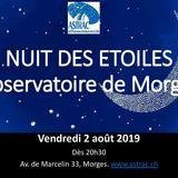 Nuits des Etoiles 2019