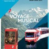 Voyage musical ascensionnel