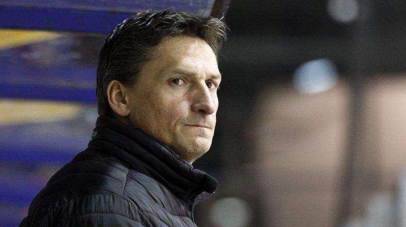 Alex Reinhard retrouvera la Swiss League avec les Ticino Rockets.