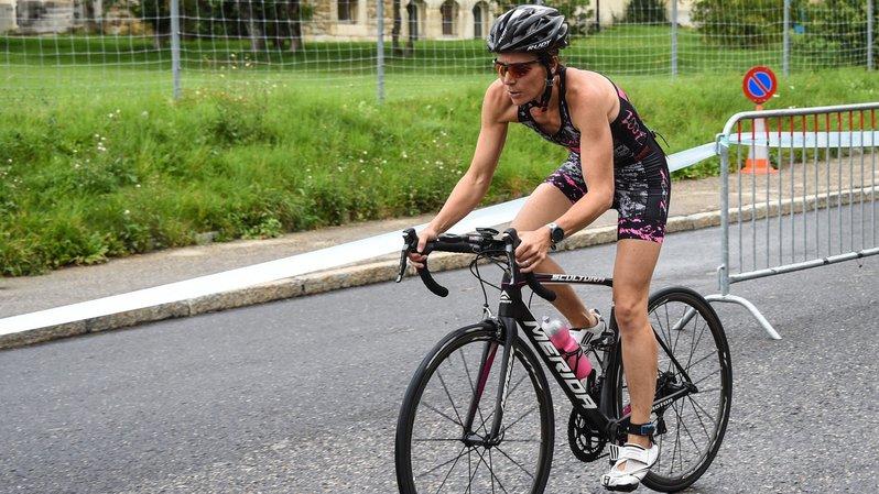 Valérie Schmidt qualifiée pour les Mondiaux de semi-ironman