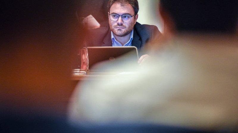 Le directeur des Finances Fabio Bongiovanni a souligné que les charges communales sont maîtrisées.