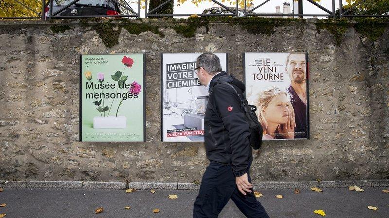 La Chaux-de-Fonds: une motion populaire contre l'affichage publicitaire