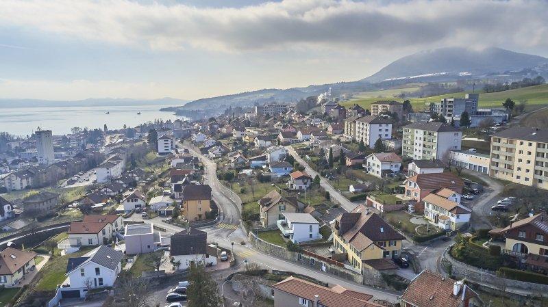 Initiative populaire du PS de La Grande Béroche pour introduire un impôt foncier