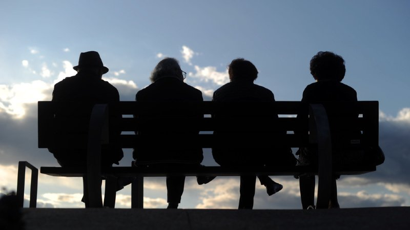 Les rentiers domiciliés à l'étranger représentaient 6,8% des retraités en Allemagne l'an dernier. (illustration)