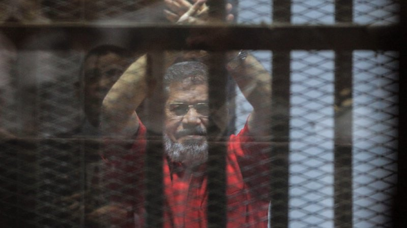 Egypte: l'ancien président Mohamed Morsi est décédé pendant une comparution au  tribunal