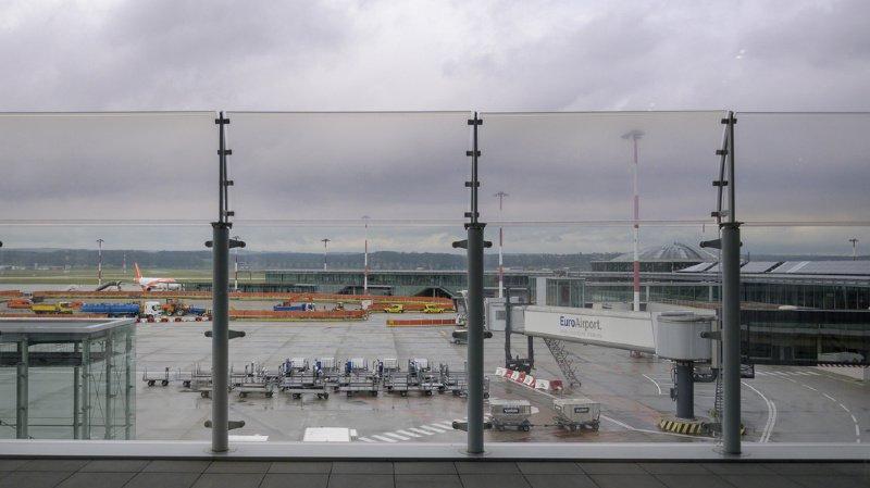 Trafic aérien: dix blessés après des turbulences lors d'un vol vers Bâle