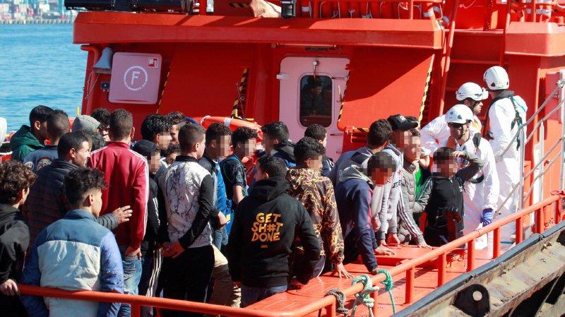 """Le nombre total des """"déracinés"""" dans le monde comptabilise les réfugiés, les déplacés internes et les demandeurs d'asile."""