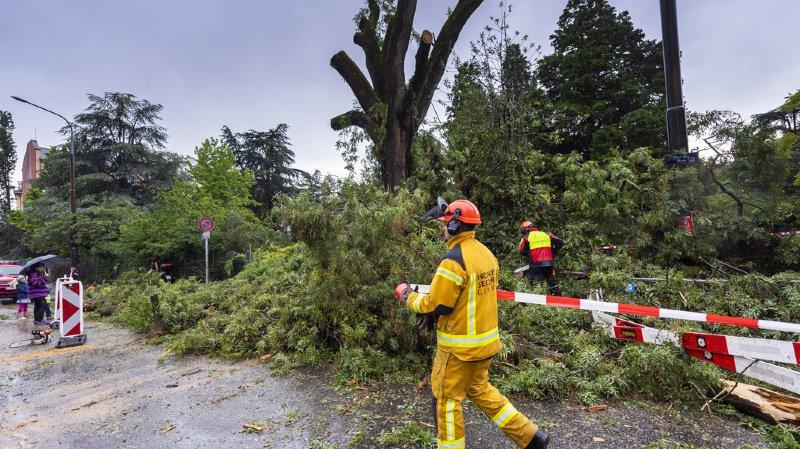 Tempête du 15 juin: les assureurs s'attendent à plusieurs millions de francs de dégâts