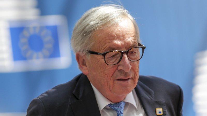 Union européenne: les 28 Européens ne s'accordent pas sur la succession de Juncker