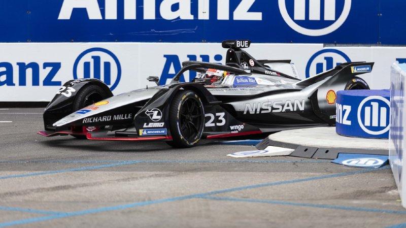 Grâce à cette bonne performance en qualification, la situation semble favorable pour Buemi de monter sur le podium devant son public.
