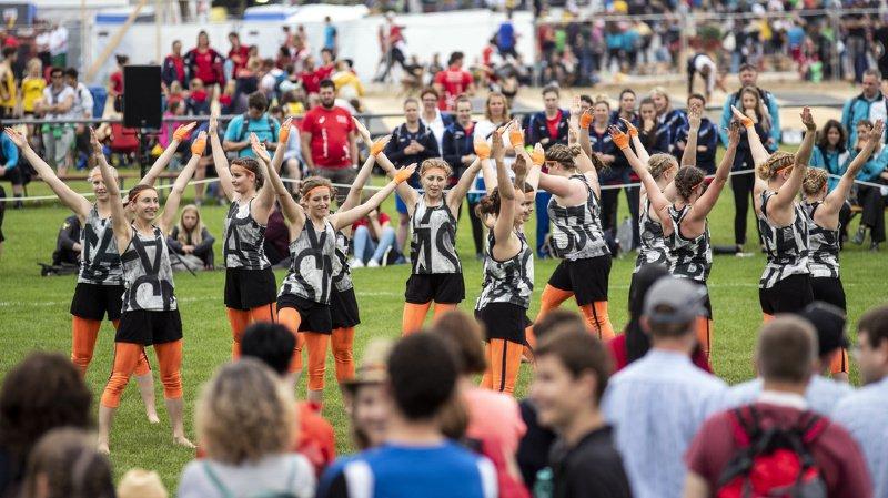La 76e édition du tournoi se termine dimanche. Près de 70'000 gymnastes y ont pris part.