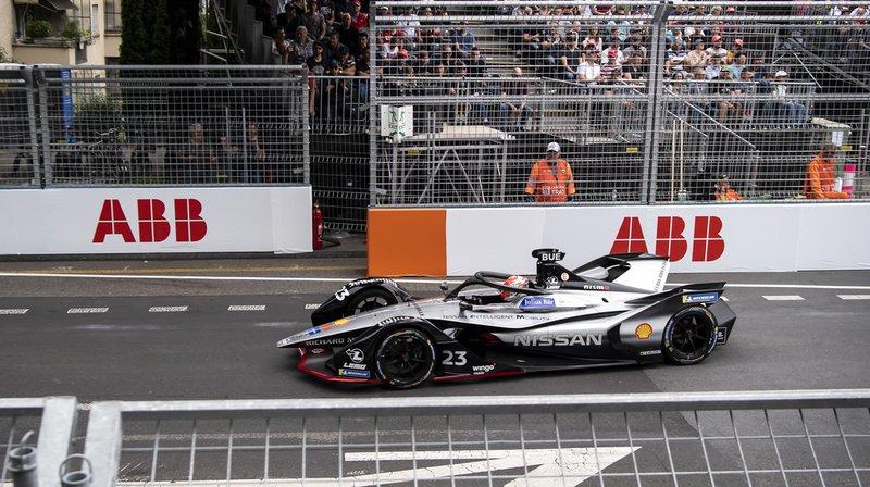 """""""Faire un podium à la maison, c'est extraordinaire"""", a dit le double vainqueur des 24 Heures du Mans"""