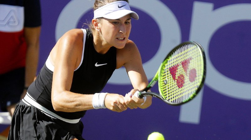 Belinda Bencic manque son quatrième titre WTA en carrière.