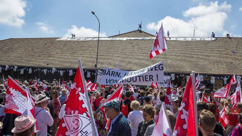 Les autorités jurassiennes ont souhaité que ce 40e anniversaire de l'entrée en souveraineté soit un événement festif, rassembleur et populaire et pas une tribune pour des revendications.