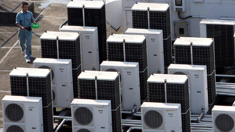 Le marché des climatiseurs individuels devrait passer, en Inde, de 30 millions d'unités aujourd'hui à un milliard d'ici 2050.