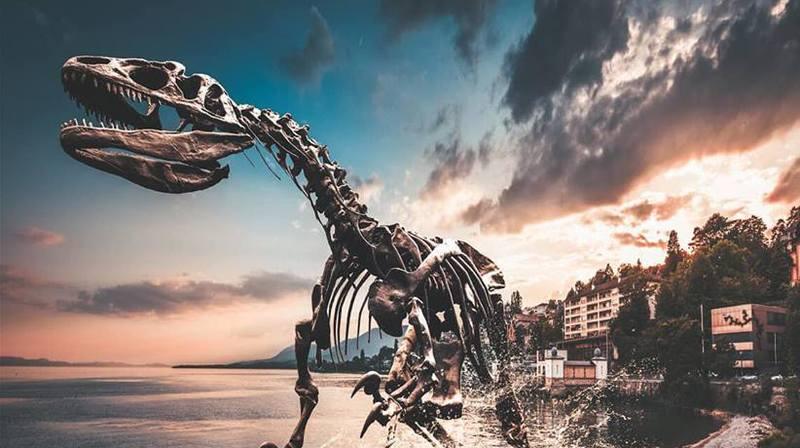 Nifff: l'artiste Didoulet transforme Neuchâtel en ville fantastique