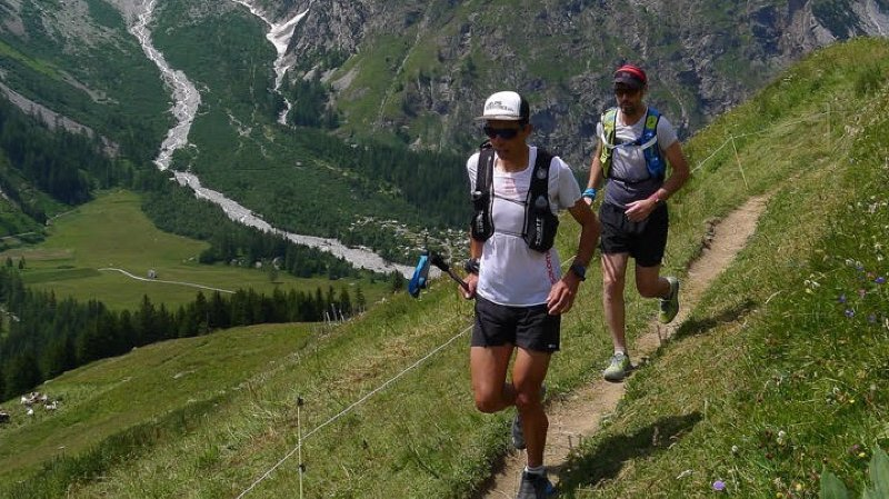 Journée trail running