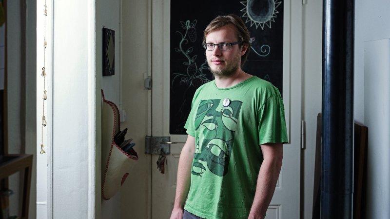Julien Gressot, combatif mais constructif