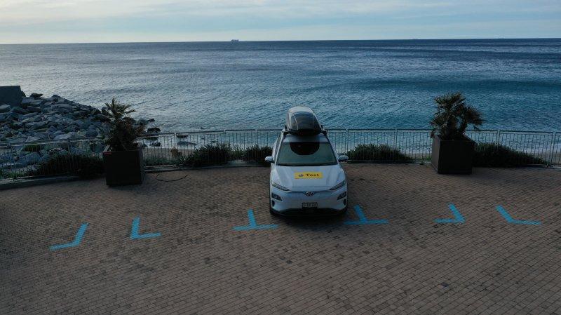 Il est parfaitement possible de partir en vacances avec une voiture électrique.