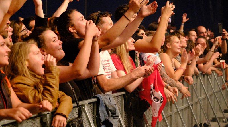 Gaëtan Roussel, Lomepal, Sum 41, les temps forts du vendredi à Festi'neuch