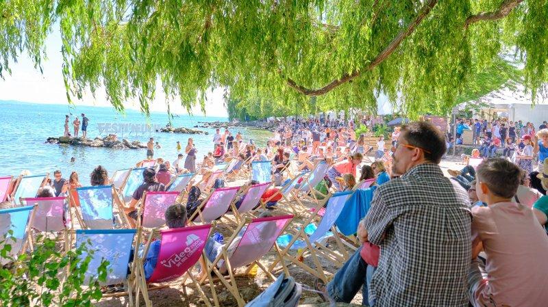 Bastian Baker, Caravan Palace, Zazie, les temps forts du dimanche à Festi'neuch
