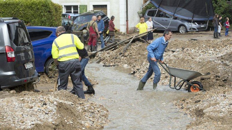 Val-de-Ruz: «ArcInfo» s'engage pour une aide sur la durée