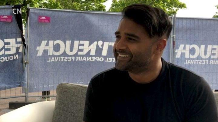 """Sum 41 à Festi'neuch: """"Nos paroles sont un reflet de l'état du monde"""""""
