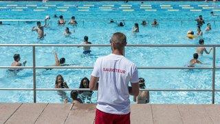 La Chaux-de-Fonds: la piscine des Arêtes sera fermée pour envoyer plus de garde-bains aux Mélèzes