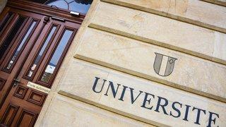 Crédit de 200 millions pour l'Université de Neuchâtel