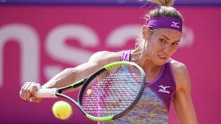 Conny Perrin qualifiée en demi-finale à Rome