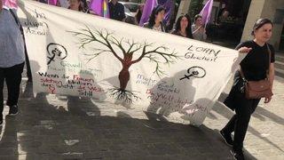 40'000 participantes à la grève des femmes à Berne