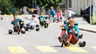 La Chaux-de-Fonds: ils s'éclatent au Fast down du Parlement des jeunes