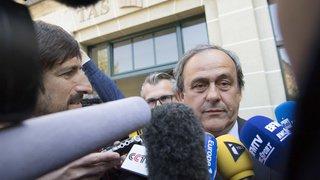 Football - Mondial 2022 au Qatar: Michel Platini en garde à vue pour des soupçons de corruption