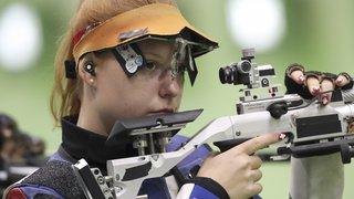 Jeux européens de Minsk: première médaille suisse grâce à Nina Christen au tir à la carabine