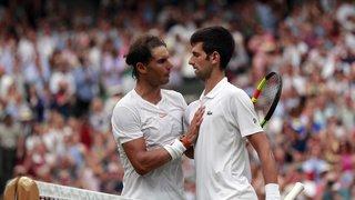 Tennis - Wimbledon: Nadal critique le système des têtes de série qui favorise Federer