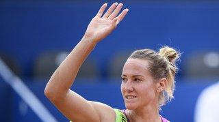Conny Perrin ne franchit pas le premier tour des qualifications à Wimbledon