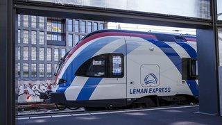 Transport: le voile est levé sur les tarifs du futur RER transfrontalier