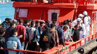 Record mondial: le nombre de réfugiés dépasse les 70 millions en 2018