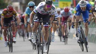 Cyclisme - Tour de Suisse: Peter Sagan s'impose à Morat et prend le maillot jaune