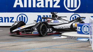 Formule E: Sébastien Buemi partira en 3e position à Berne