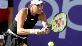 Tennis: Belinda Bencic battue en finale du tournoi de Santa Ponça à Majorque