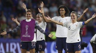 Football – Mondial féminin: la France et l'Angleterre se qualifient pour les quarts de finale