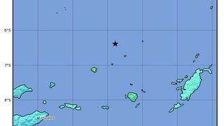 Indonésie: un séisme de magnitude 7,3 frappe l'est du pays, pas d'alerte tsunami