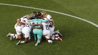 Football – Mondial féminin 2019: Les USA et la Suède se qualifient pour les quarts de finale