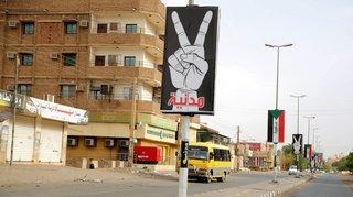 Le Soudan, théâtre  des rivalités mondiales