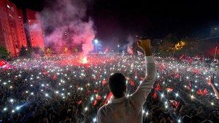 Erdogan doit faire sans Istanbul