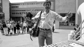 Le photographe Pierre Treuthardt a tiré sa révérence