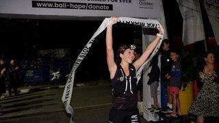 Marathon: une Vaudruzienne court sans fin à Bali
