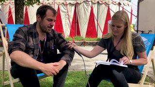 Festi'neuch 2019: l'interview de Félicien LiA