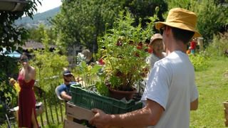 Saint-Blaise: premier été en beauté pour le Jardin du Ruau
